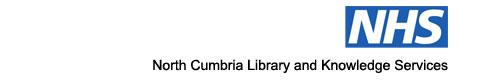 Cumbria NHS Libraries
