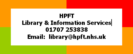 HPFT Library and Information Services